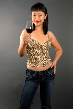 Wine Taster Stock Photo - 1852568