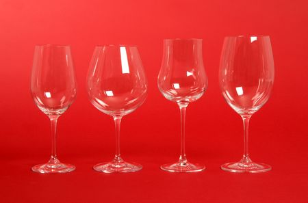 Crystal Wine Glasses