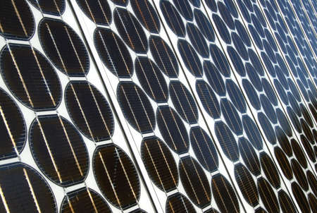 absorption: Solar Panels
