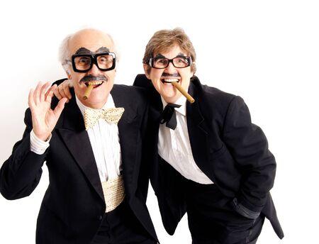 Comedians Reklamní fotografie