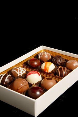 sinful: Box of chocolate