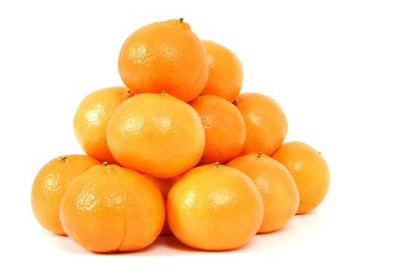 sweet segments: Clementines