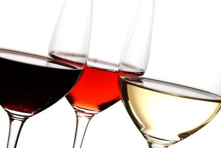 Three Colors of Wine Stock Photo - 2207938