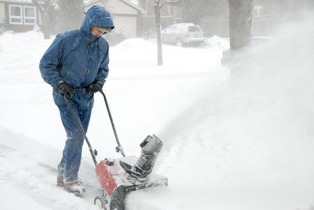 precipitacion: Snowblower