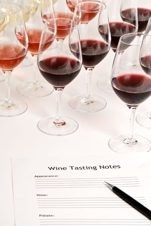 Wine Tasting photo