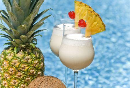 colada: Pina Colada Cocktail