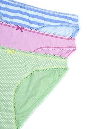 cotton panties: Bragas de algod�n serie