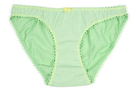 cotton panties: Serie bragas de algod�n  Foto de archivo