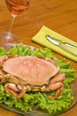 dungeness: Prepared Dungeness Crab