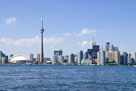 The Toronto Skyline Stock Photo - 3511796