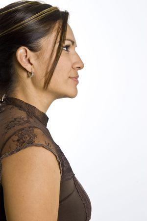 Profile of a Hispanic Woman