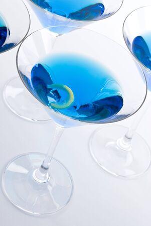 Blue Martini Cocktail Series photo