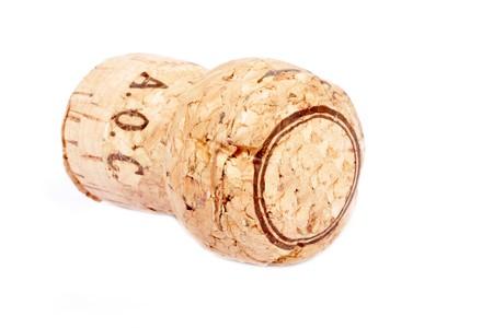 Mousserende wijnfles Cork