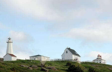 Lighthouses of Cape Spear photo