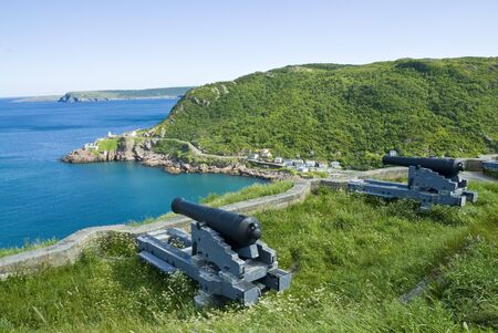 Cannon of Signal Hill