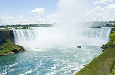 Niagara Falls Stock Photo - 7439684