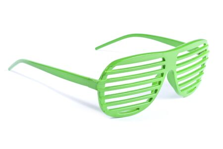 Funky Green Sunglasses