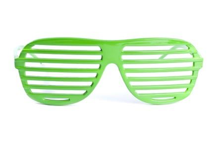 Funky Green Sunglasses