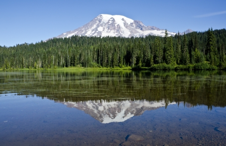 Mount Rainier photo