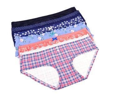 cotton panties: Bragas de algod�n de colores