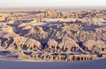 Kari Gorge Atacama Desert Chile Stok Fotoğraf