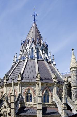 Parliament Hill Ottawa Canada Stock Photo - 13671600