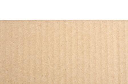 Corrugated Cardboardbox Texture and Detail