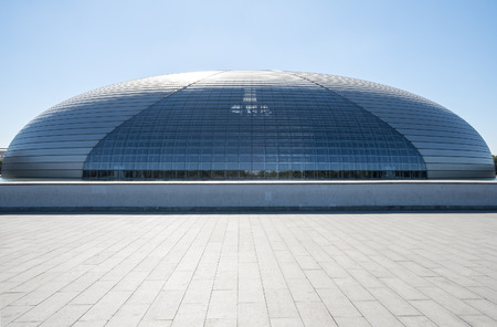 National Center for the Performing Arts in Beijing