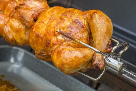 pollo rostizado: Pollo Asado