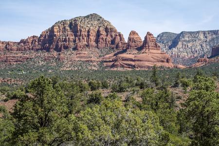 arizona scenery: Beautiful Vistas Seen from Hiking Trails in Sedona Arizona