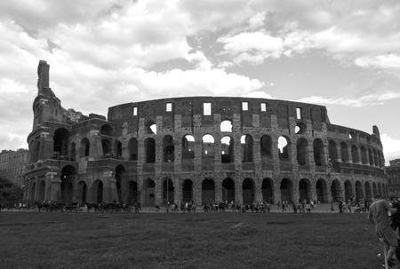 barbaric: Colosseum of Rome
