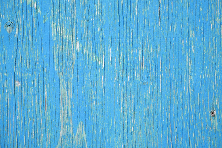 Details of Weathered Painted Wood Surface (textures and background) Reklamní fotografie
