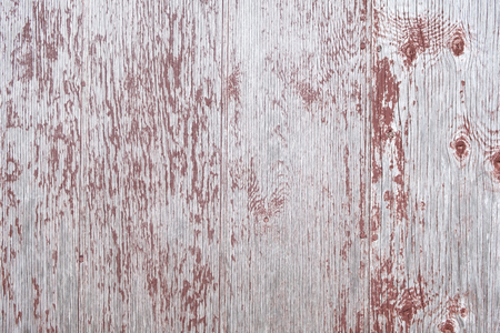 Details of Weathered Painted Wood Surface Reklamní fotografie