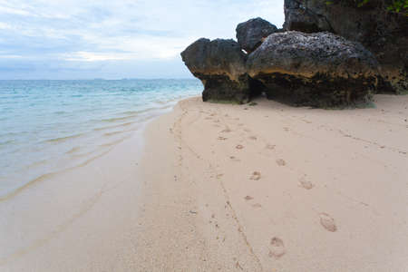 sea beach in nice day Stock Photo - 24132174