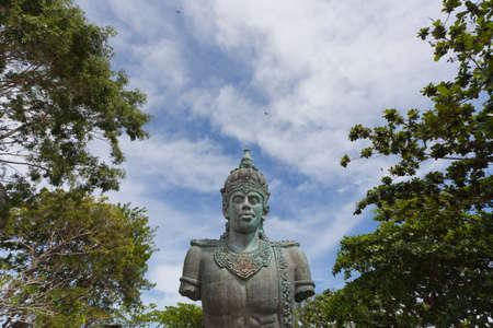 garuda: Garuda  Wisnu  Bali Stock Photo