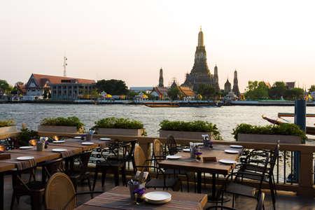tha: Wat Arun in Bangkok