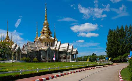 korat: Thai temple