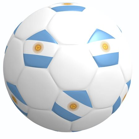 This is to illustrate the football of Argentina