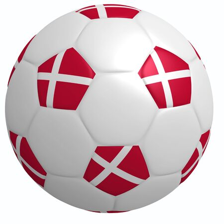 This is to illustrate the football of Denmark