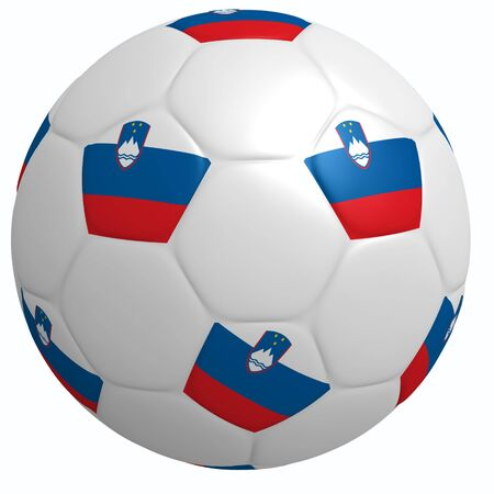 This is to illustrate the football of Slovenia