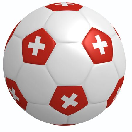 This is to illustrate the football of Switzerland