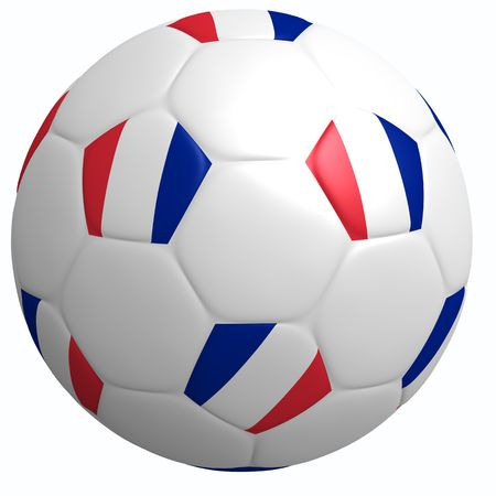 This is to illustrate the football of France