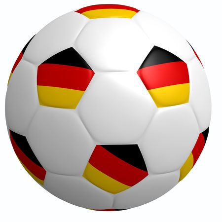 This is to illustrate the football of German