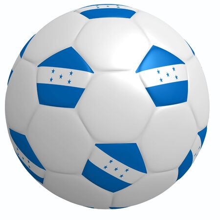 This is to illustrate the football of Honduras