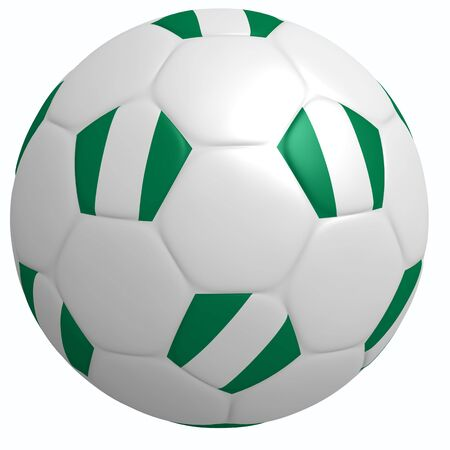 This is to illustrate the football of Nigeria