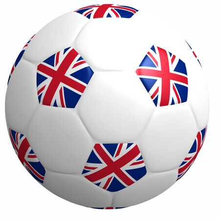 This is to illustrate the football of UK