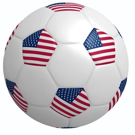 This is to illustrate the football of USA