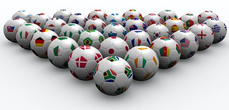 This is to illustrate the football competition in South Africa