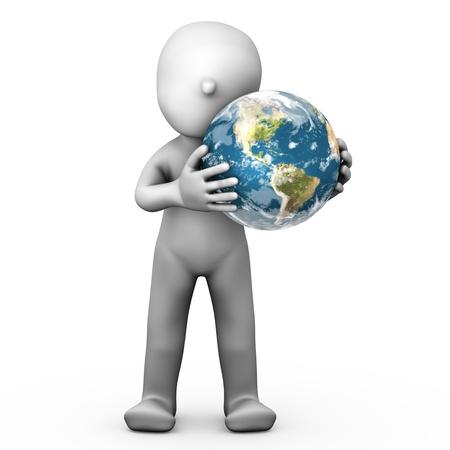 educazione ambientale: Amo la terra