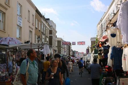 portobello: Portobello Road Market